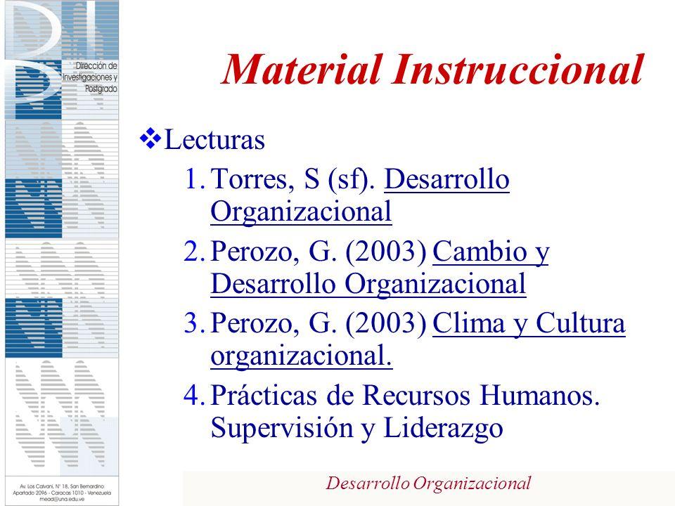 Material Instruccional