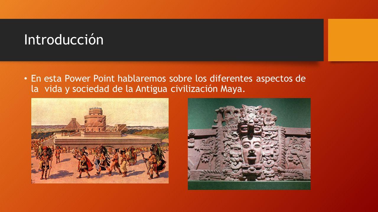 Mayas historia y sociedad ppt descargar for Informacion de la cultura maya