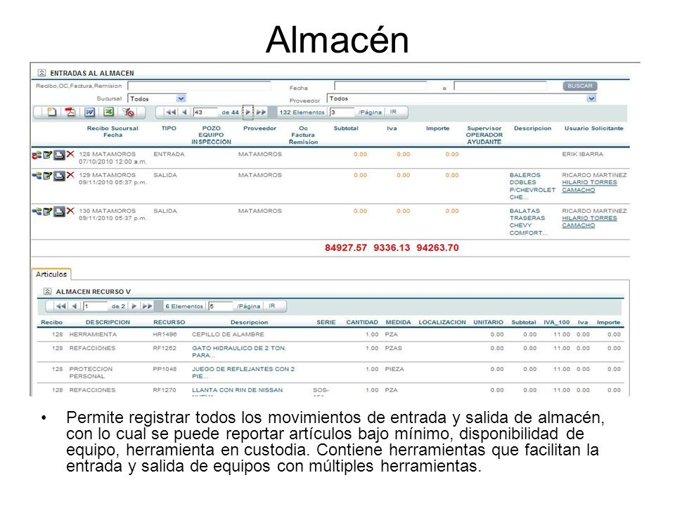 Almacén