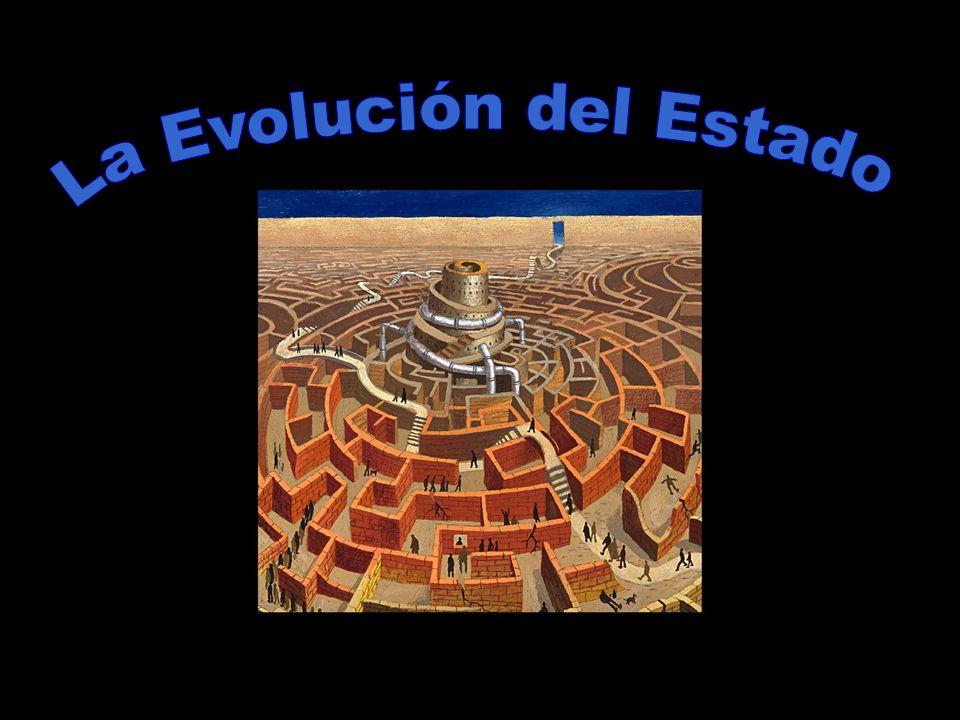 La Evolución del Estado