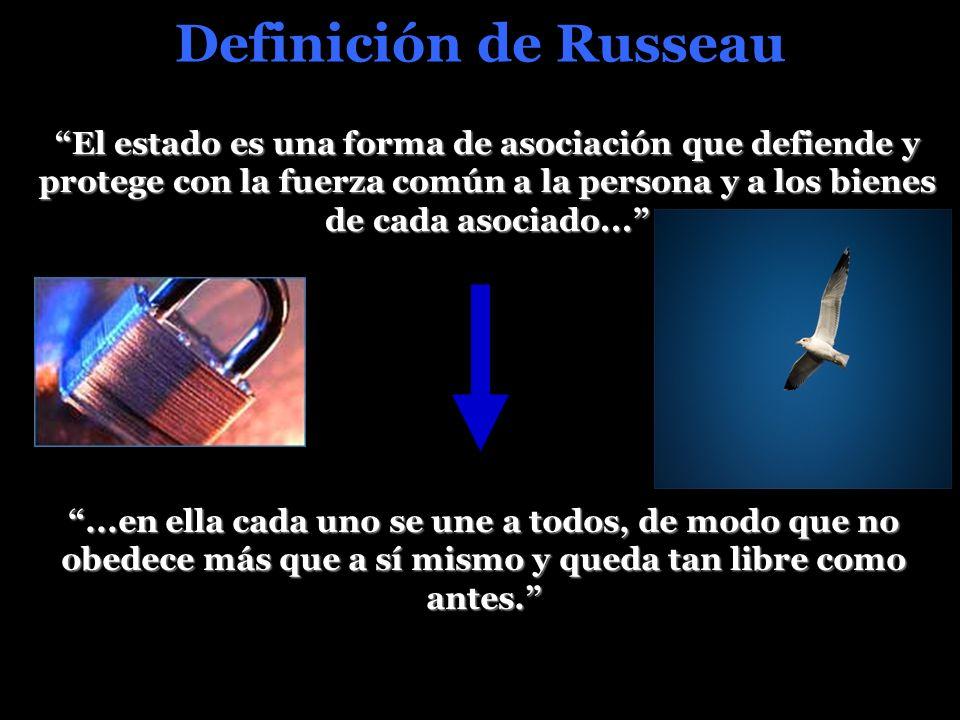 Definición de Russeau