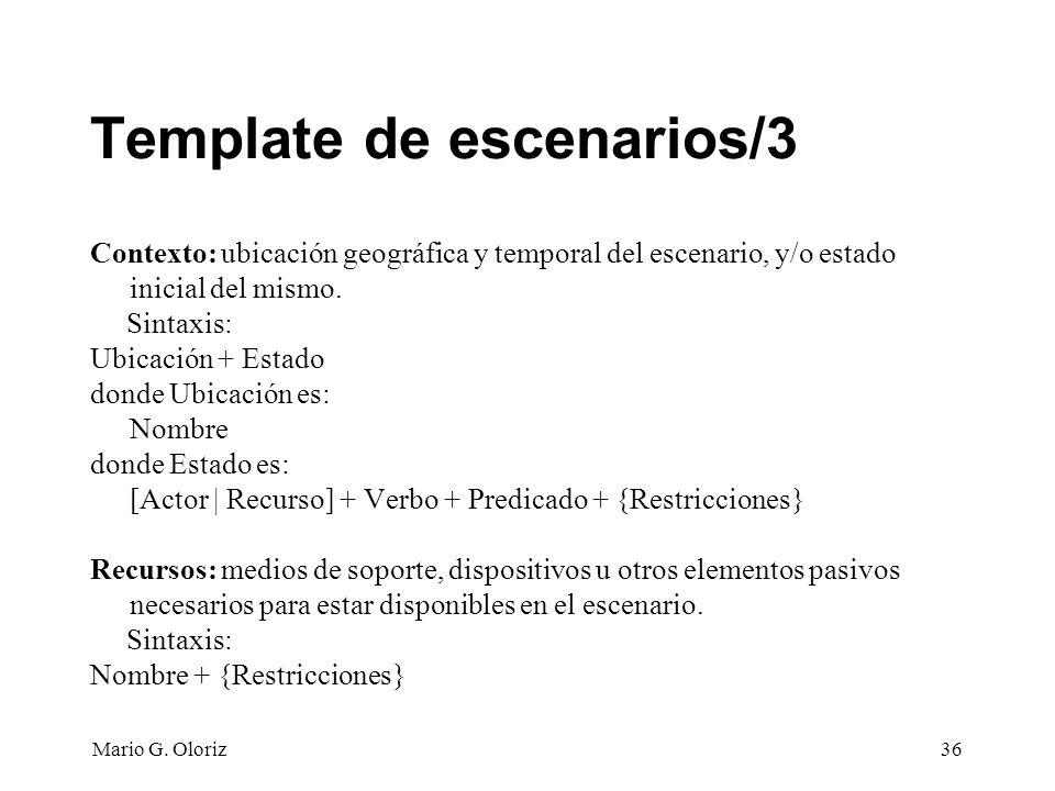 Template de escenarios/3