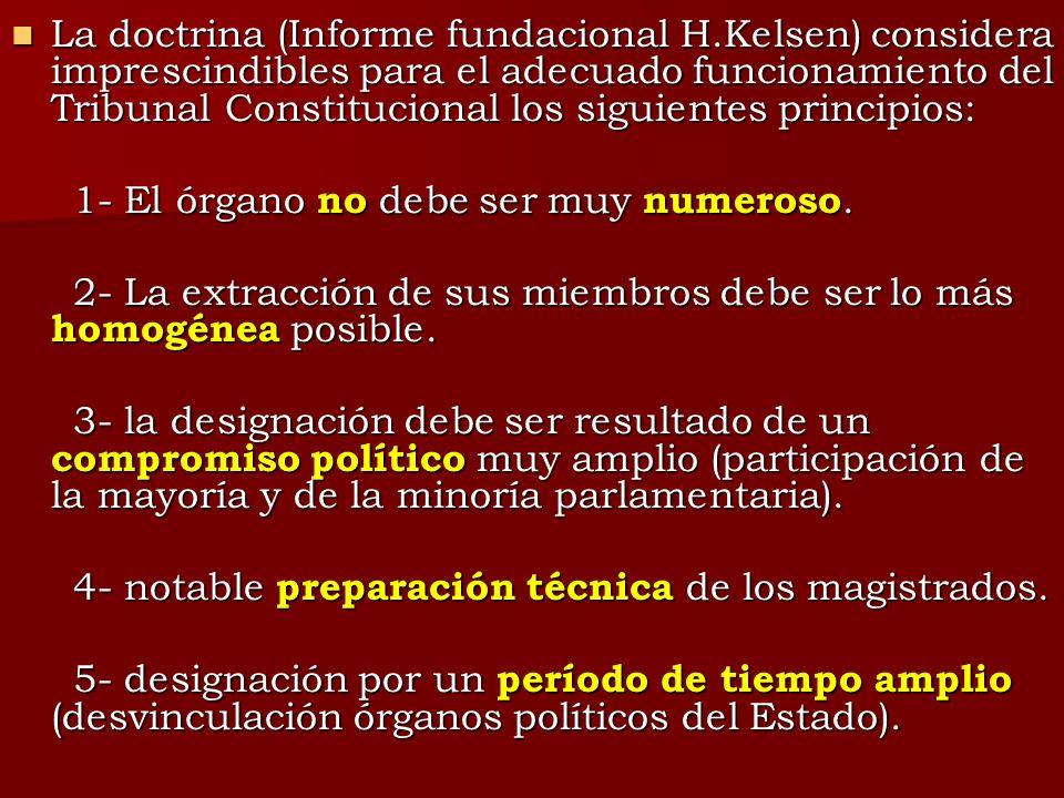 La doctrina (Informe fundacional H