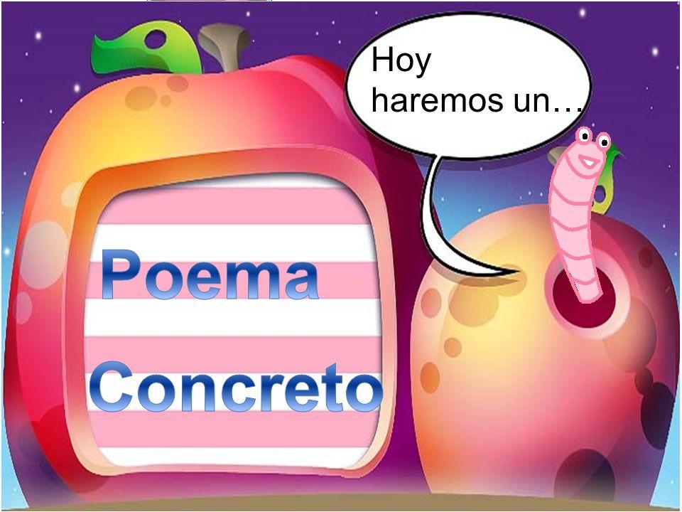 Hoy haremos un… Poema Concreto