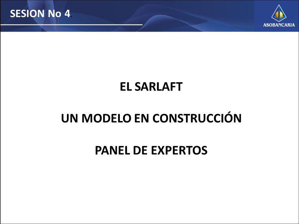 UN MODELO EN CONSTRUCCIÓN