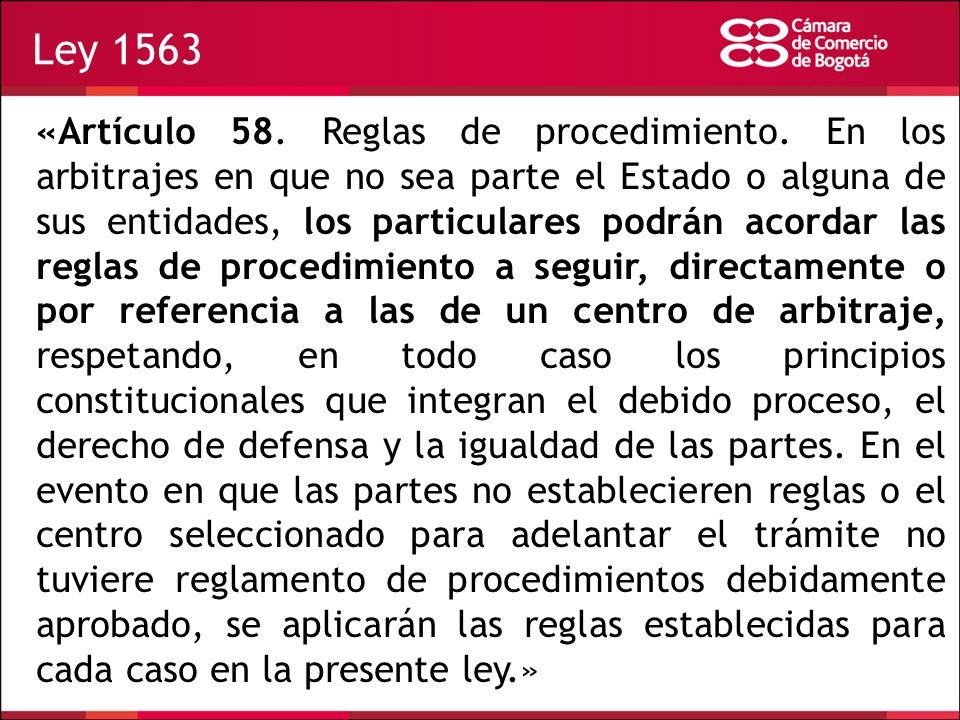 Ley 1563