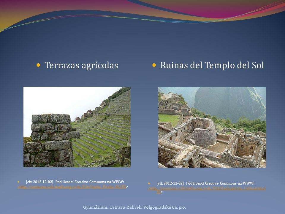 Ruinas del Templo del Sol