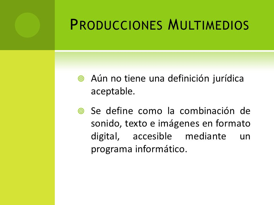 Producciones Multimedios