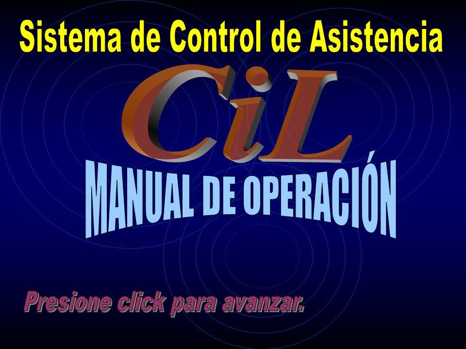 Sistema de Control de Asistencia