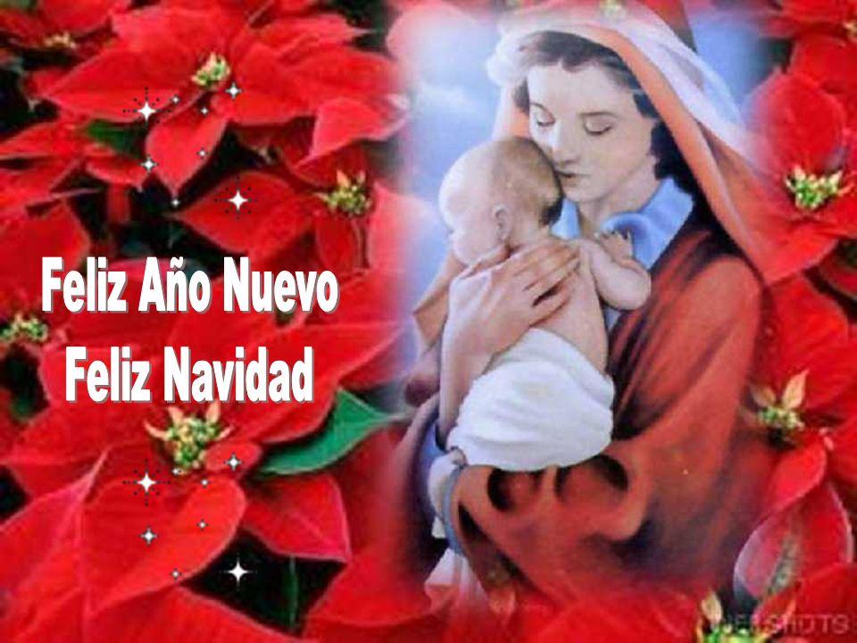 Feliz Año Nuevo Feliz Navidad