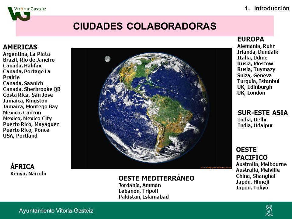 CIUDADES COLABORADORAS
