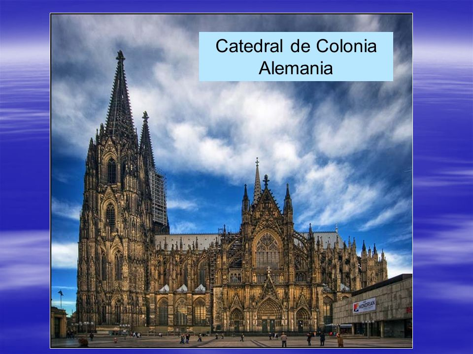 Catedral de Colonia Alemania
