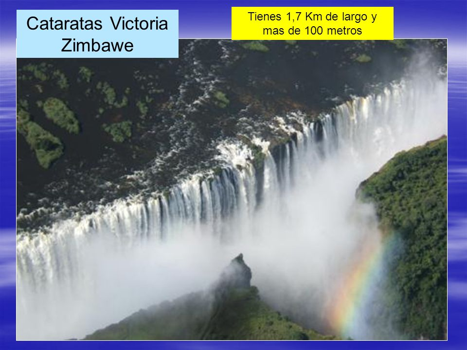 Cataratas Victoria Zimbawe