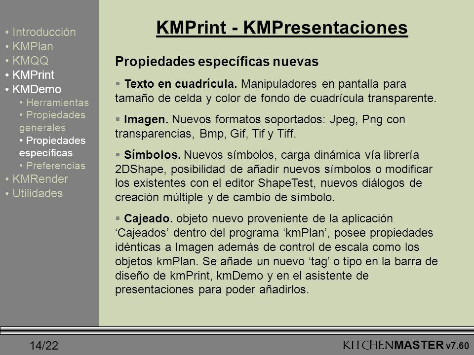 KMPrint - KMPresentaciones