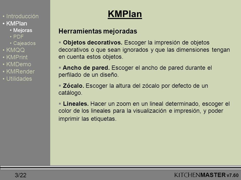 KMPlan Herramientas mejoradas Introducción KMPlan KMQQ