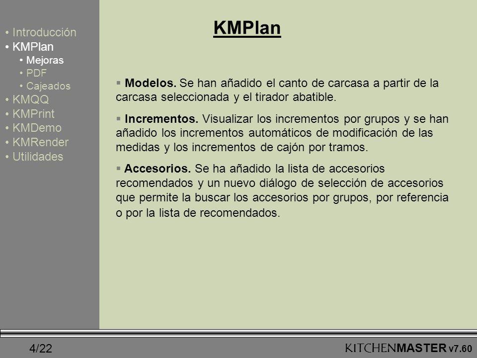 KMPlan Introducción KMPlan KMQQ