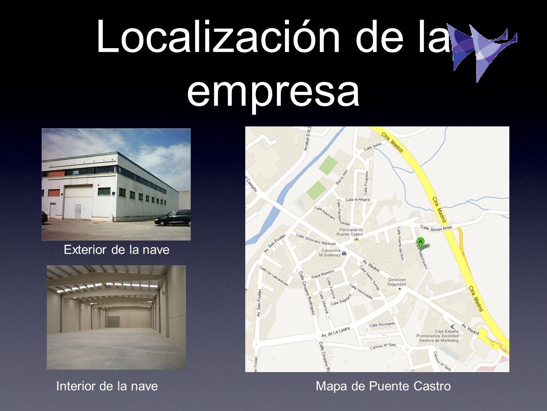 Localización de la empresa