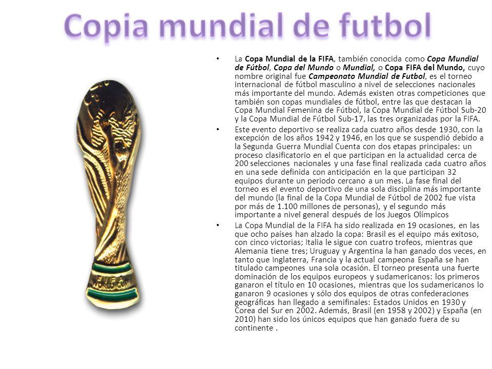 Copia mundial de futbol