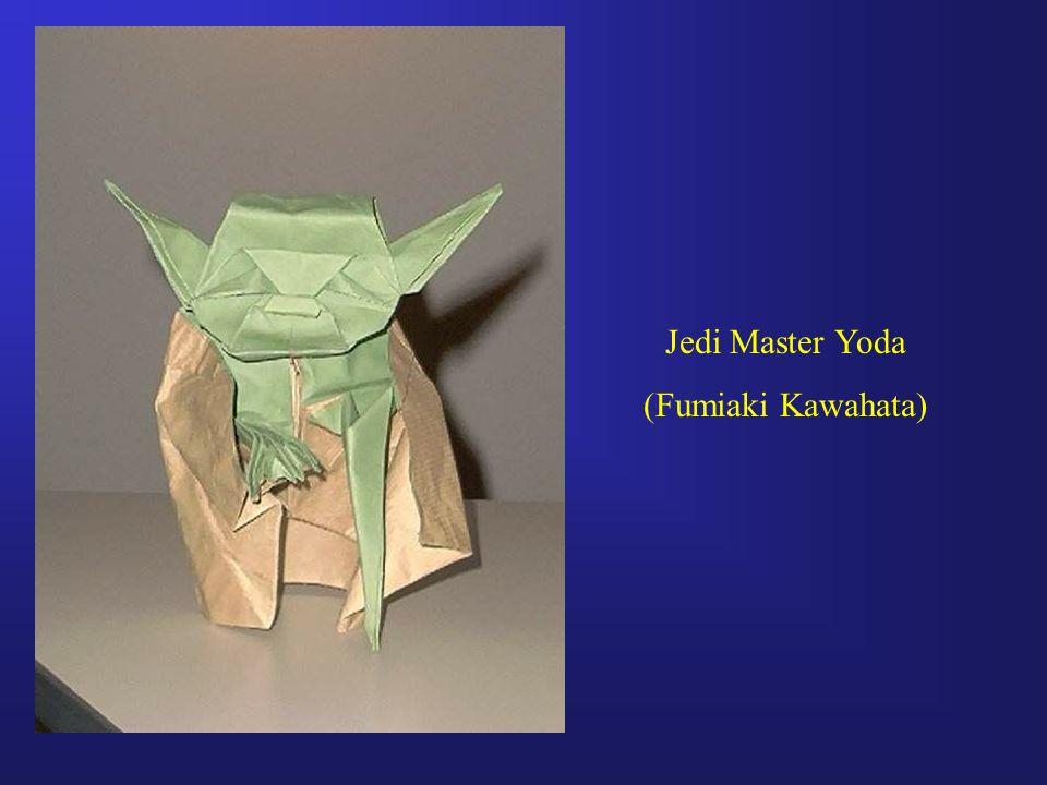 Jedi Master Yoda (Fumiaki Kawahata)