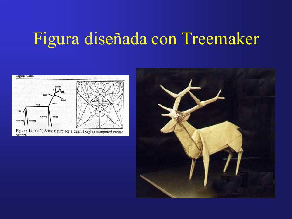 Figura diseñada con Treemaker