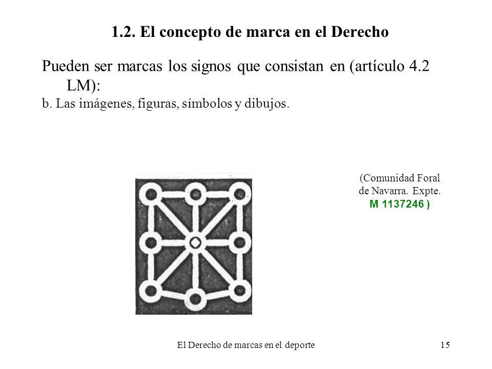 1.2. El concepto de marca en el Derecho