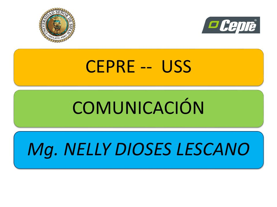 Mg. NELLY DIOSES LESCANO