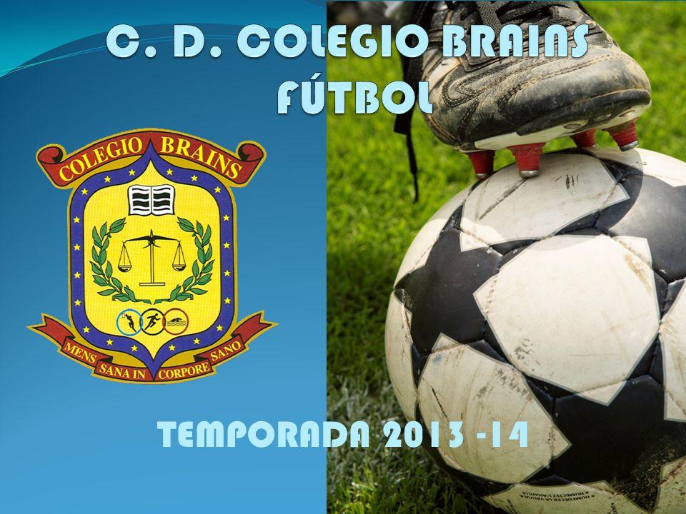 C. D. COLEGIO BRAINS FÚTBOL