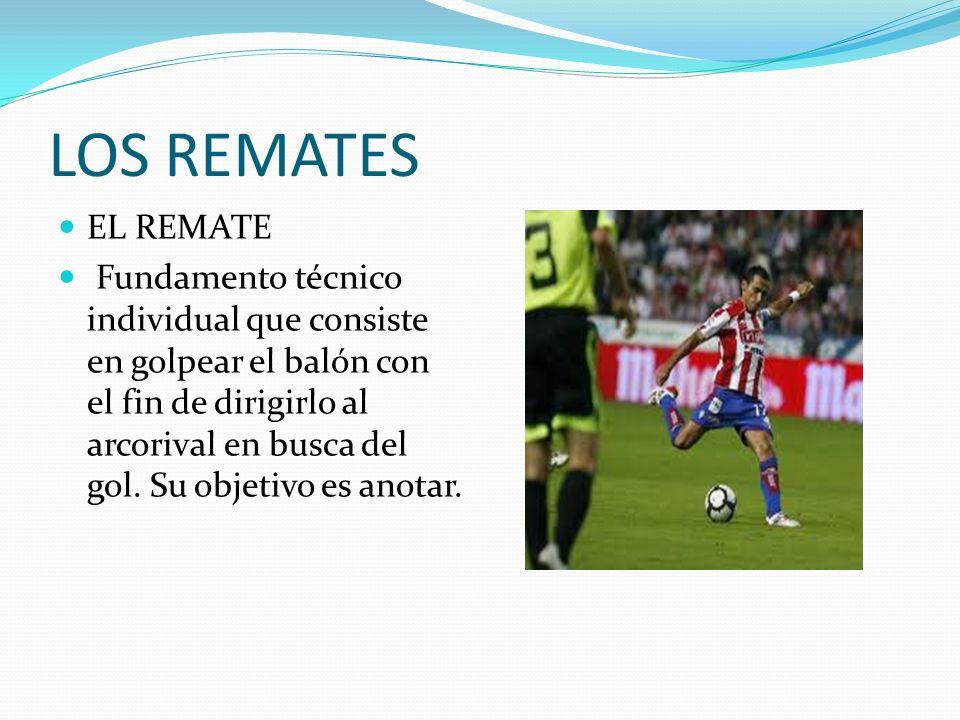 LOS REMATES EL REMATE.
