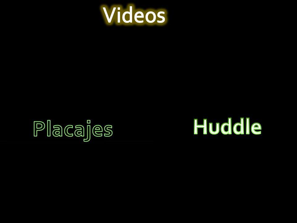 Videos Huddle Placajes