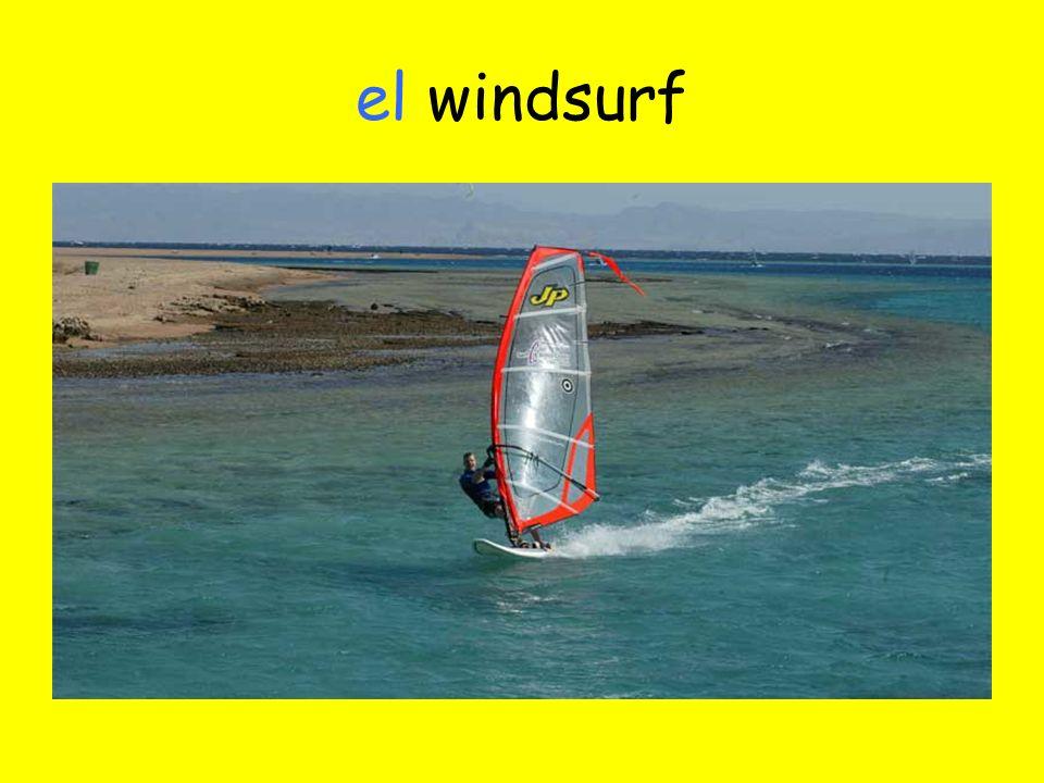el windsurf
