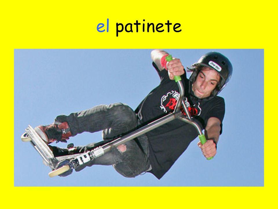 el patinete
