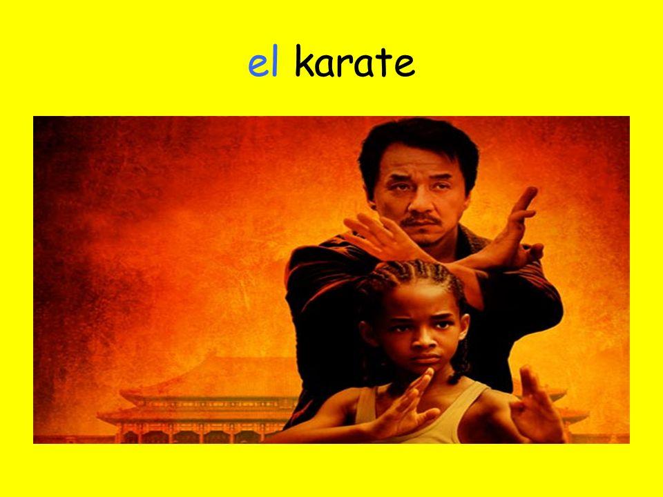 el karate