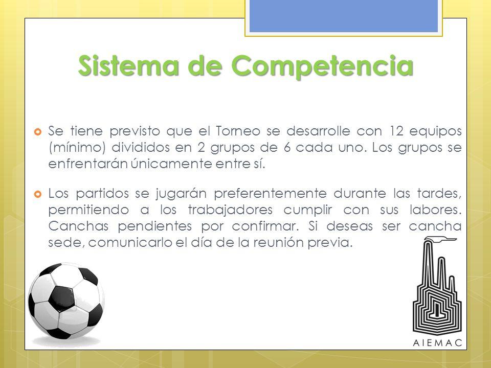 Sistema de Competencia