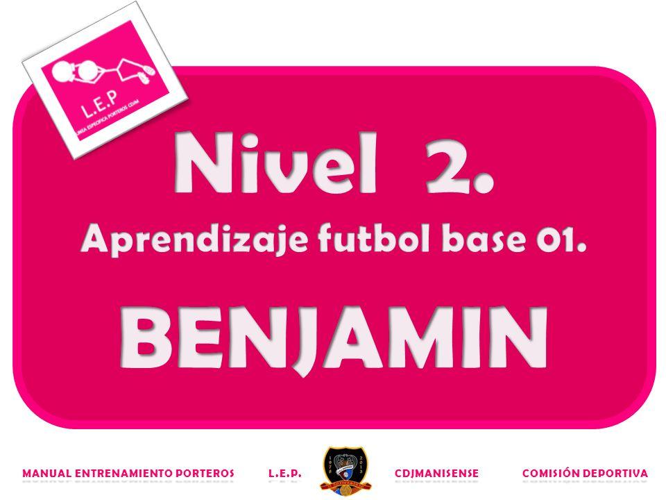 Aprendizaje futbol base 01.