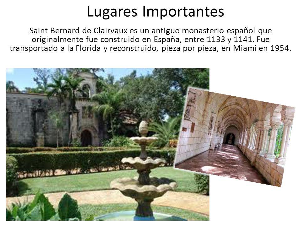 Lugares Importantes