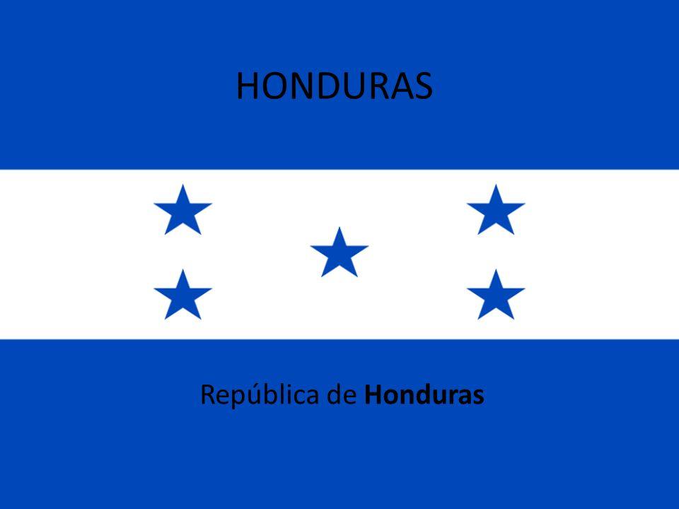 HONDURAS República de Honduras