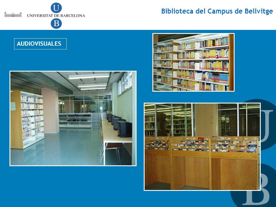 Biblioteca del Campus de Bellvitge