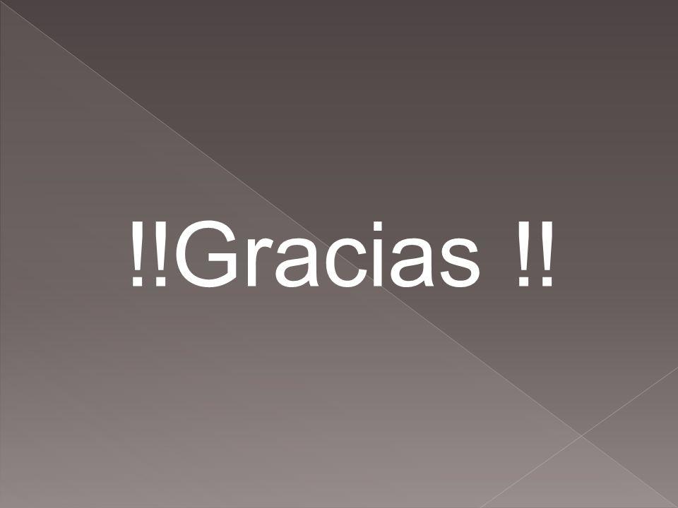 !!Gracias !!