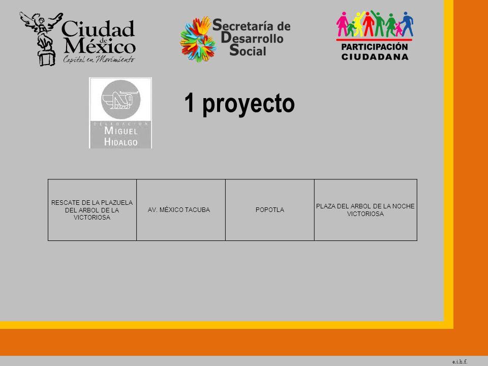 1 proyecto RESCATE DE LA PLAZUELA DEL ARBOL DE LA VICTORIOSA