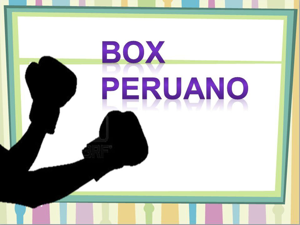 BOX PERUANO