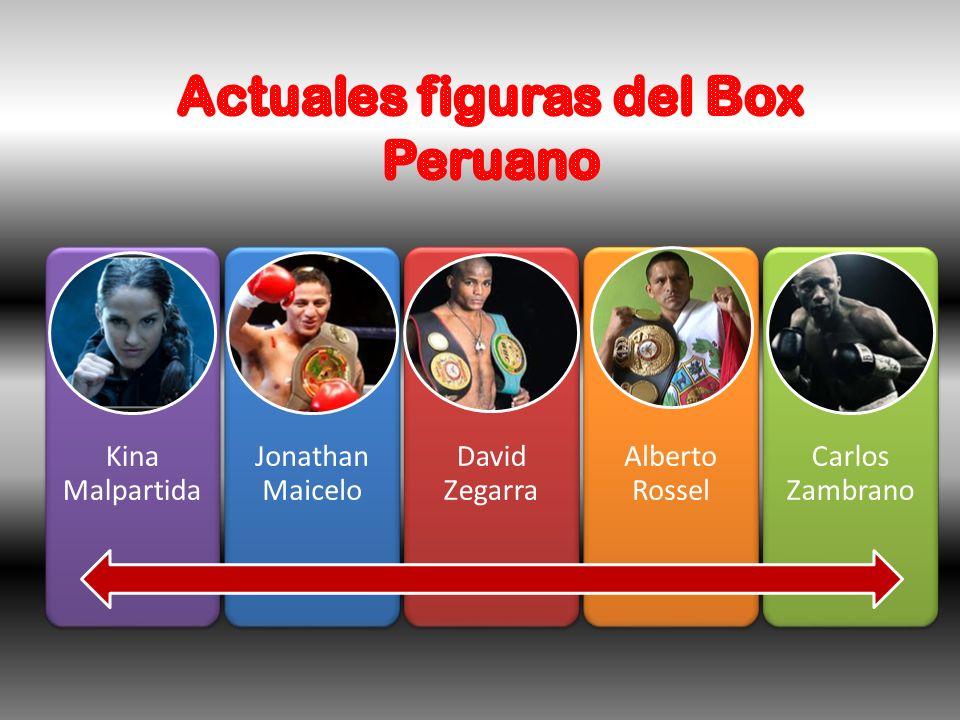 Actuales figuras del Box