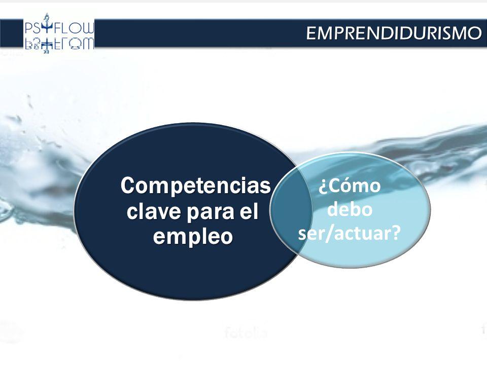 Competencias clave para el empleo