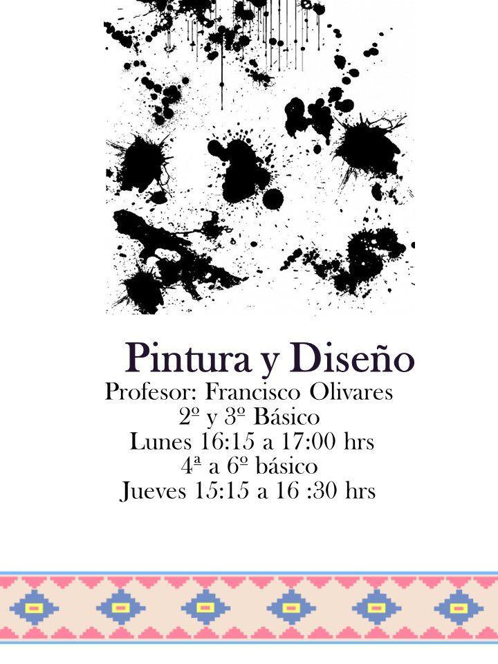Profesor: Francisco Olivares