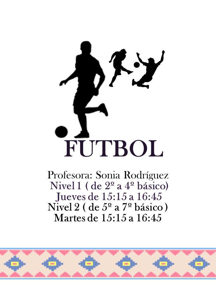 Profesora: Sonia Rodríguez