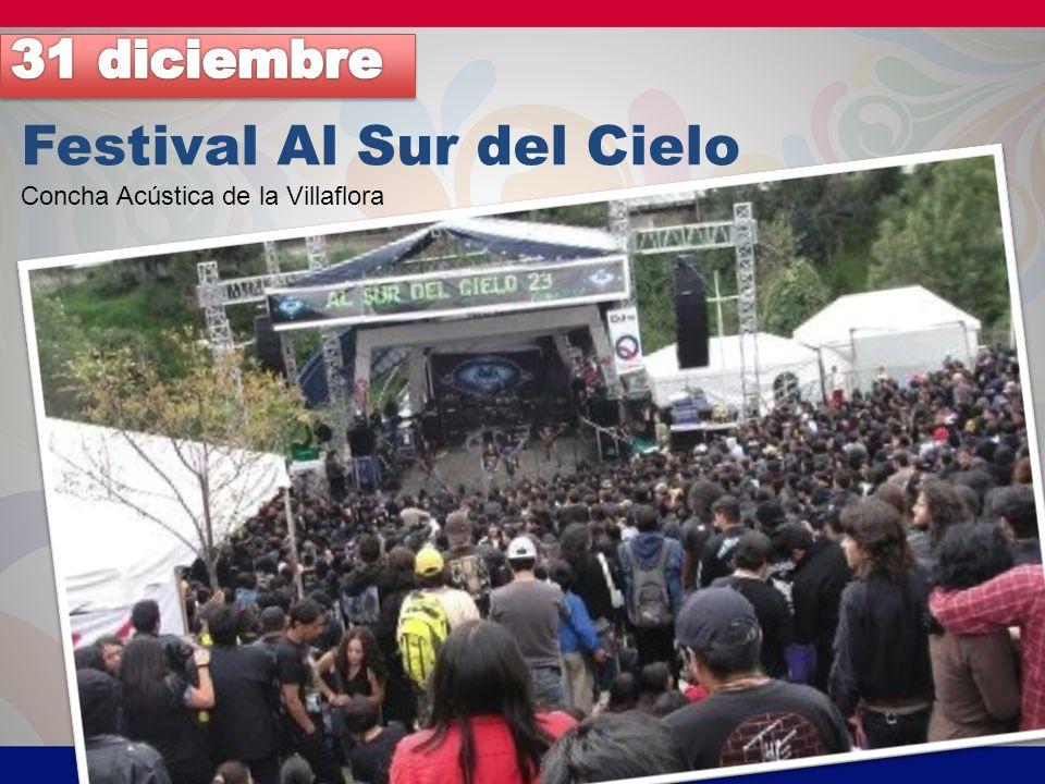 Festival Al Sur del Cielo