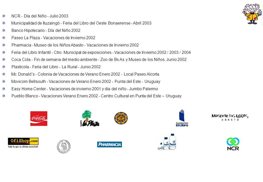 NCR - Día del Niño - Julio 2003