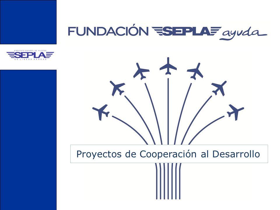 Proyectos de Cooperación al Desarrollo
