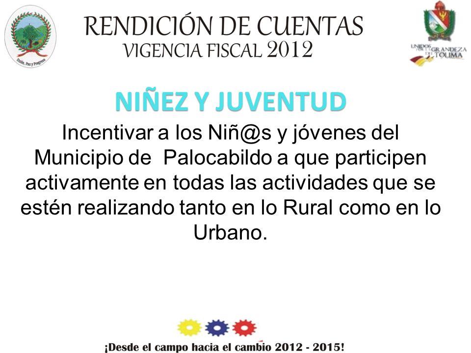 NIÑEZ Y JUVENTUD