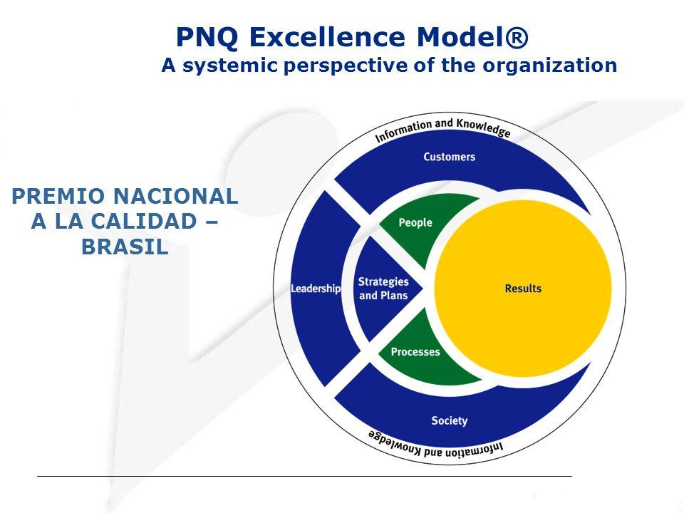 PREMIO NACIONAL A LA CALIDAD – BRASIL