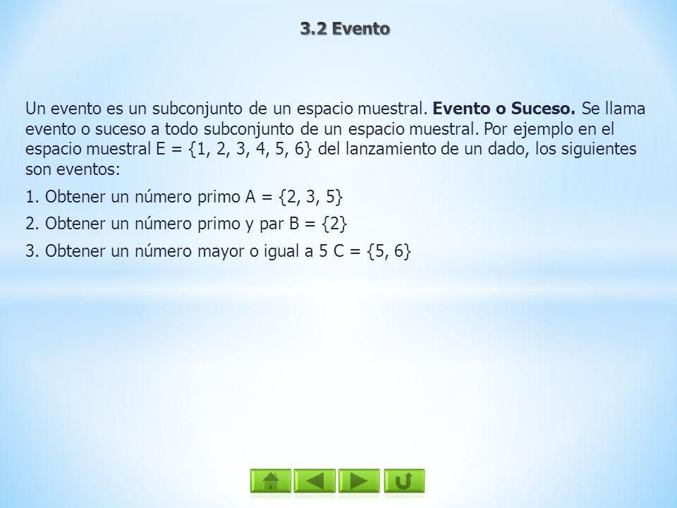 3.2 Evento